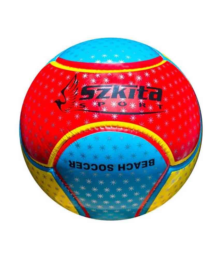 Mérkőzés labda: Szkíta Beach soccer homokfoci mérkőzéslabda