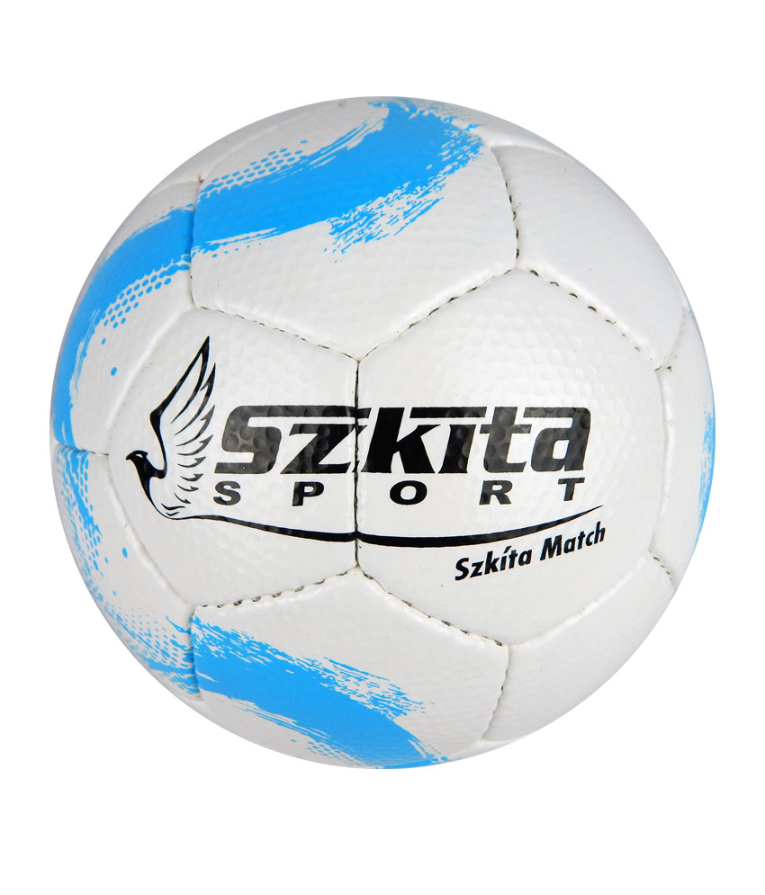 Futball labdák: Szkíta Match FIFA Quality PRO mérkőzéslabda - kék-fehér