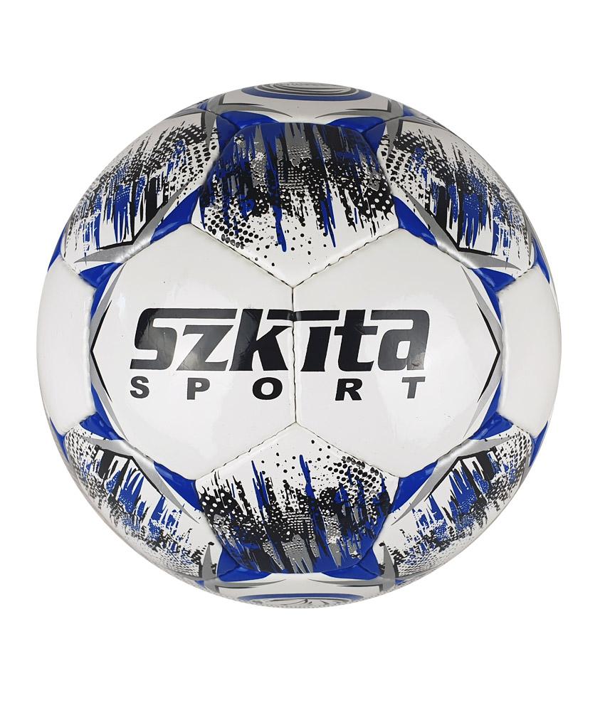 Futball labdák: Szkíta Global edzéslabda - Kék
