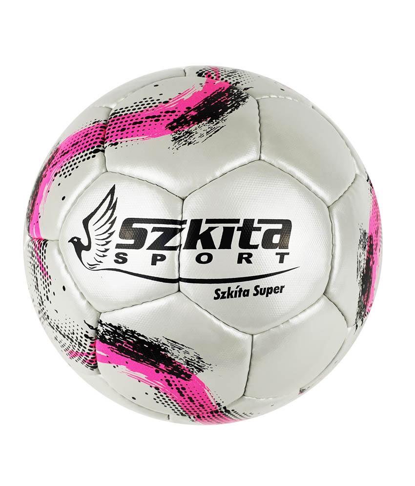Futball labdák: Szkíta Super edzés labda (rózsaszín)
