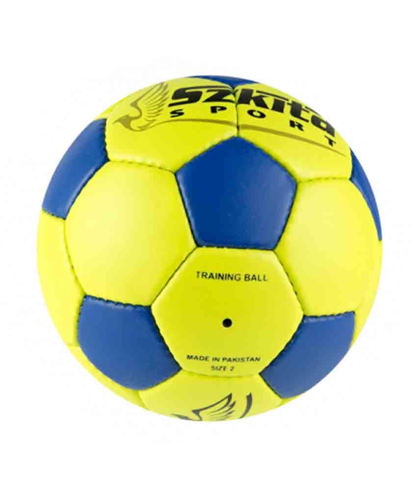 Egyéb labdák: Szkíta Training kézilabda